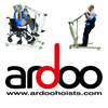 Ardoo Portable Hoists Logo
